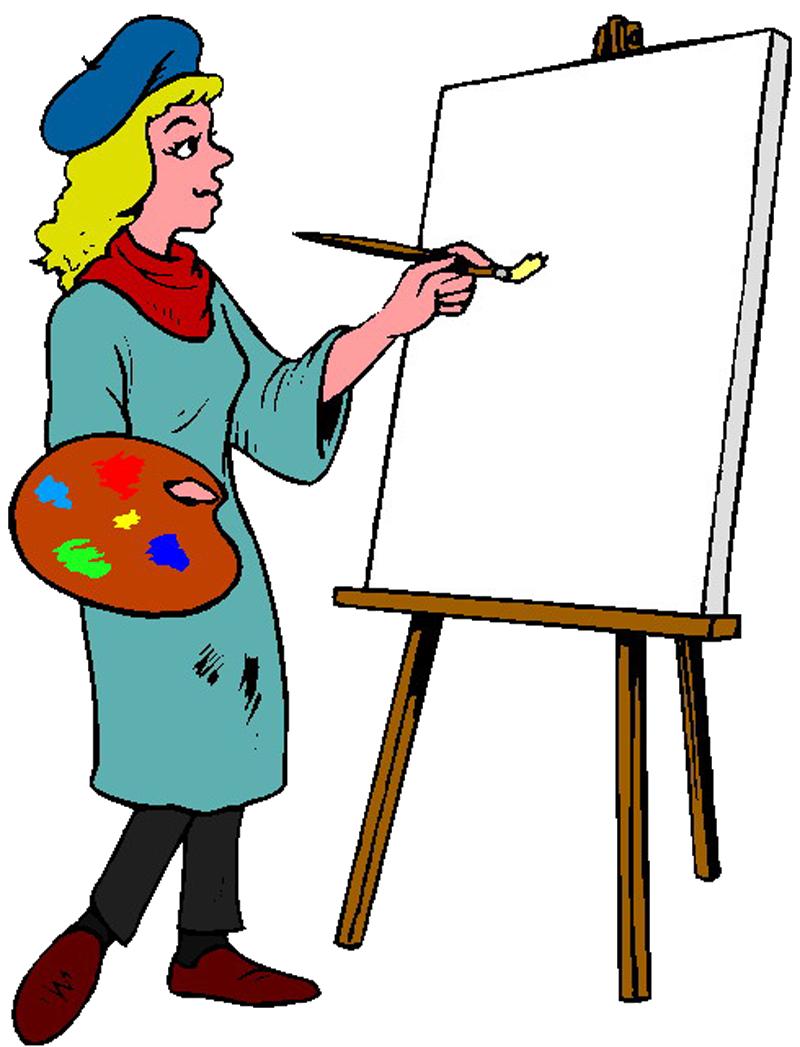Рисунки человека художниками 89